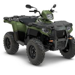 Sportsman 570 Sage Green