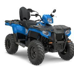 Sportsman Touring 570 EPS Velocity Blue