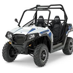RZR 570 EPS White Lightning